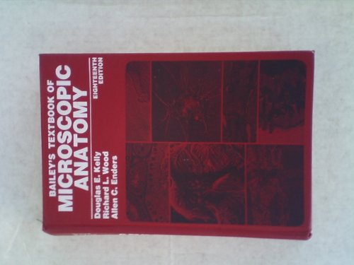 9780683045680: Bailey's Textbook of Microscopic Anatomy