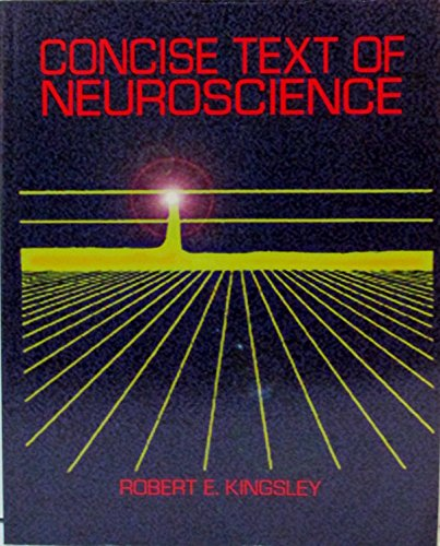 9780683046212: Concise Text of Neuroscience (Pocket Picture Guides to Clinical Medicine)