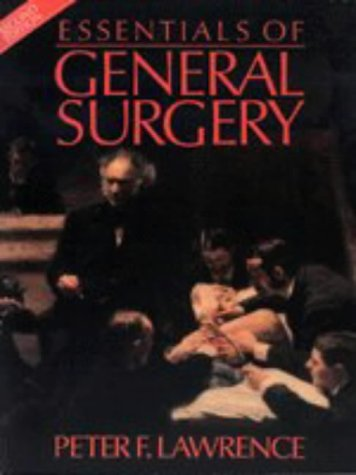 9780683048698: Essentials of General Surgery
