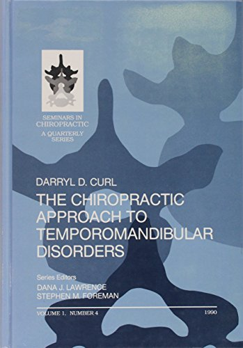 9780683048841: Chiropractic Approach to Temporomandibular Joint Syndrome