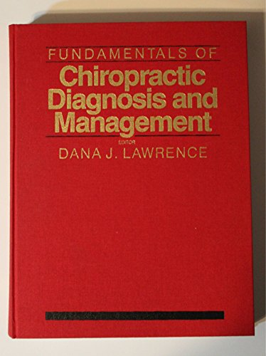 9780683049022: Fundamentals of Chiropractic Diagnosis and Management