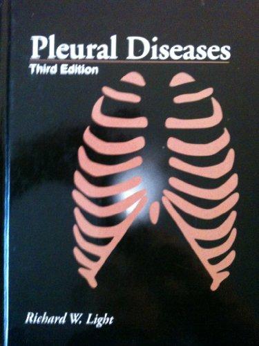 9780683050172: Pleural Diseases