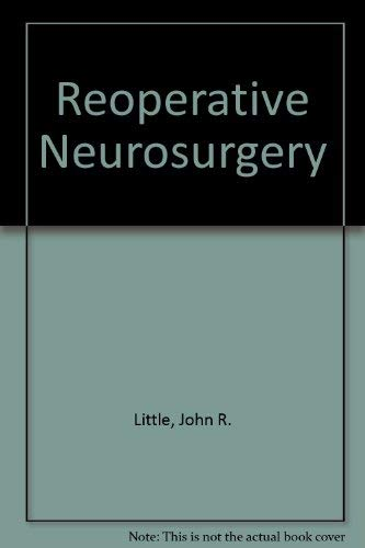 9780683050806: Reoperative Neurosurgery
