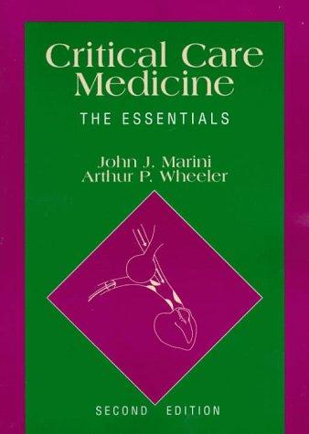 9780683055559: Critical Care Medicine: The Essentials