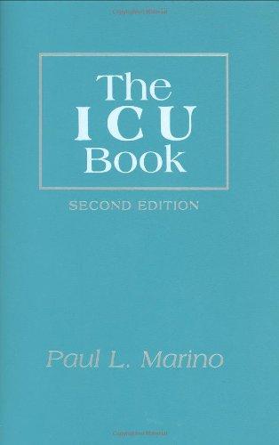 9780683055658: The Icu Book