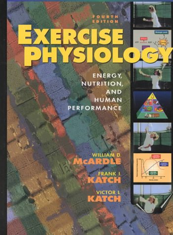 9780683057317: Exercise Physiology: Energy, Nutrition and Human Performance