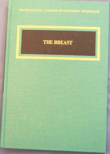 9780683057539: Breast (Monographs in Pathology)
