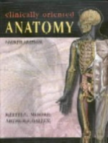 9780683061413: Clinically Oriented Anatomy, 4th Edition