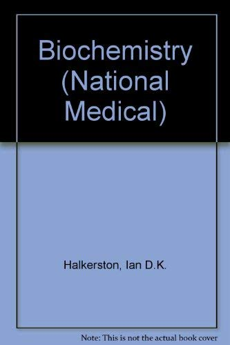 9780683062045: Biochemistry (National Medical Series for Independent Study)