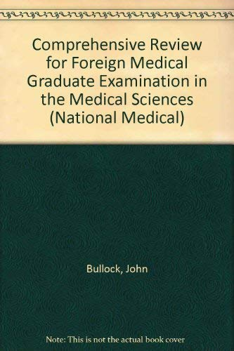 9780683062168: Comprehensive Review for Fmgems (NATIONAL MEDICAL SERIES FOR INDEPENDENT STUDY)