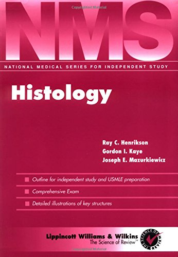 9780683062250: NMS Histology
