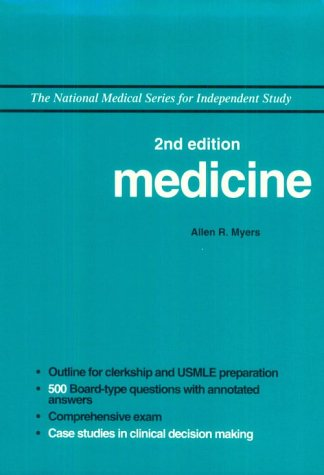 9780683062335: Medicine (NMS) (The National Medical Series for Independent Study)