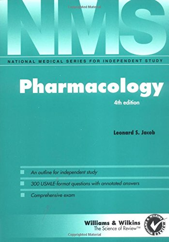 9780683062519: NMS Pharmacology (National Medical Series for Independent Study)