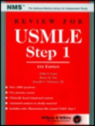 9780683062762: Review for Usmle: United States Medical Licensing Examination, Step 1 (National Medical Series for Independent Study)