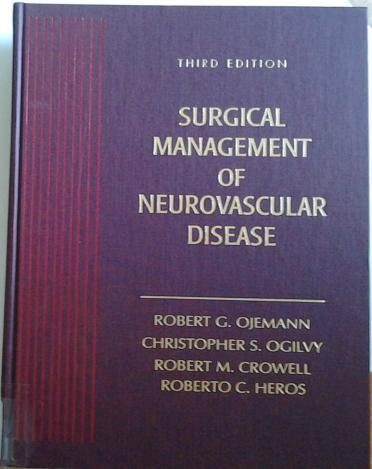 9780683066296: Surgical Management of Neurovascular Disease