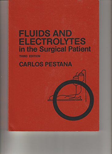 9780683068603: Fluids and electrolytes in the surgical patient