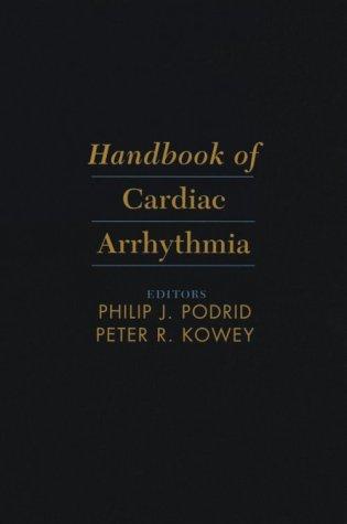 Handbook of Cardiac Arrhythmia