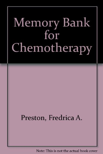 9780683069723: Memory Bank for Chemotherapy