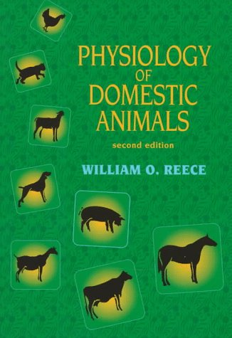 9780683072402: Physiology of Domestic Animals