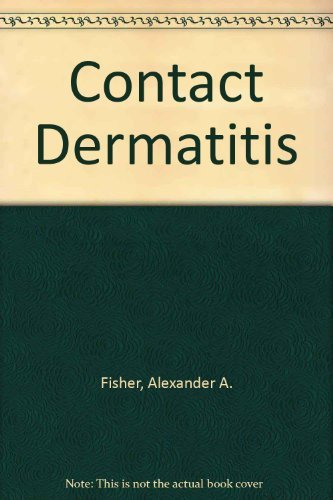 9780683072822: Fisher's Contact Dermatitis