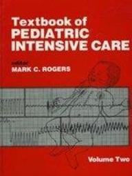 9780683073201: Textbook of Paediatric Intensive Care