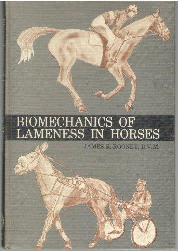 9780683073287: Biomechanics of Lameness in Horses