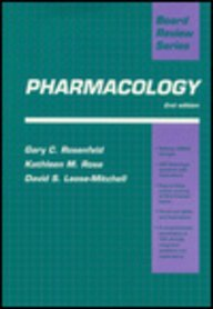 Pharmacology (Board Review Series)