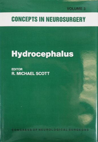 Hydrocephalus (Concepts in Neurosurgery): William E. Scott,