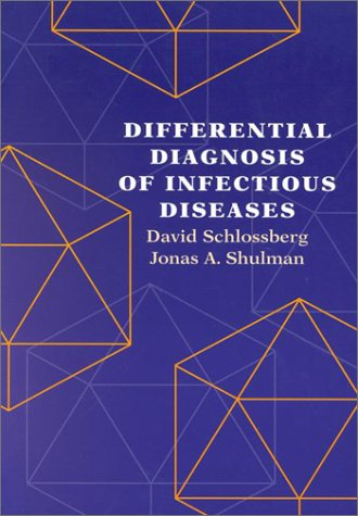 9780683076592: Differential Diagnosis of Infectious Diseases