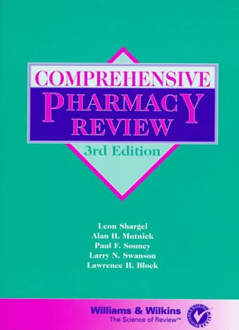 9780683076813: Comprehensive Pharmacy Review (National Medical)