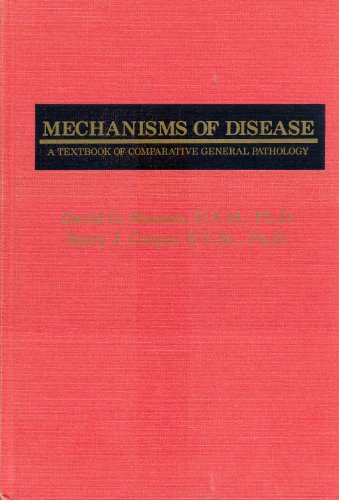 9780683077421: Mechanisms of Disease: A Textbook of Comparative General Pathology
