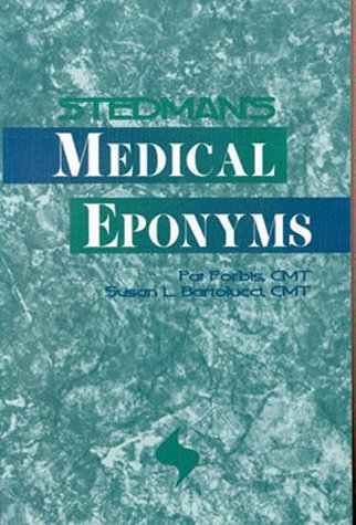 9780683079654: Stedman's Medical Eponyms