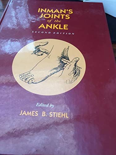 9780683079760: Inman's Joints of the Ankle
