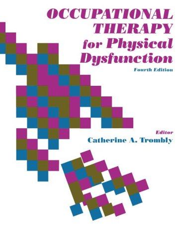 9780683083903: Occupational Therapy for Physical Dysfunction