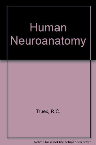 9780683083927: Human Neuroanatomy