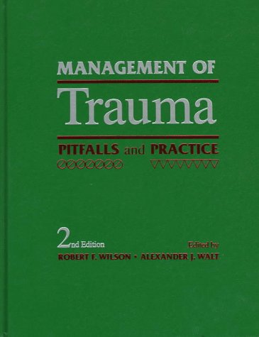 9780683087222: Management of Trauma: Pitfalls and Practice