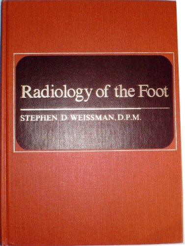 9780683089271: Radiology of the Foot