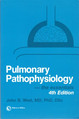 9780683089363: Pulmonary Pathophysiology: The Essentials