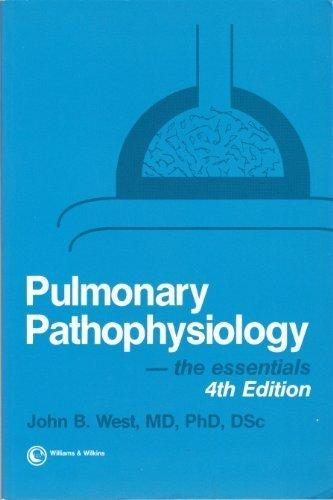 9780683089363: Pulmonary Pathophysiology: The Essentials