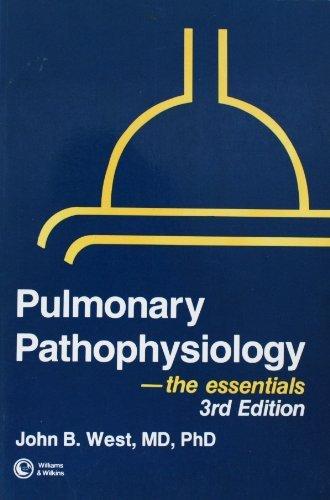 9780683089417: Pulmonary Pathophysiology Ess Pb