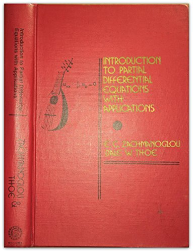9780683093643: Introduction to partial differential equations with applications