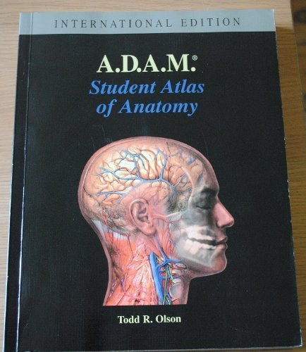 9780683094336: Adam Student Atlas of Anatomy