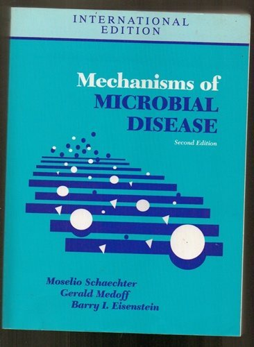 9780683094961: Mechanisms of Microbial Disease