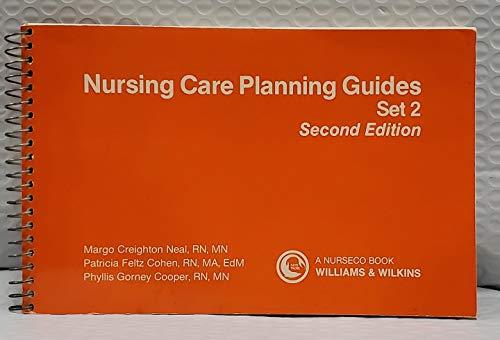 9780683095203: Nurse Care Planning Guides, Set 2