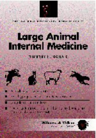9780683180336: Large Animal Internal Medicine (National Veterinary Medical Series)