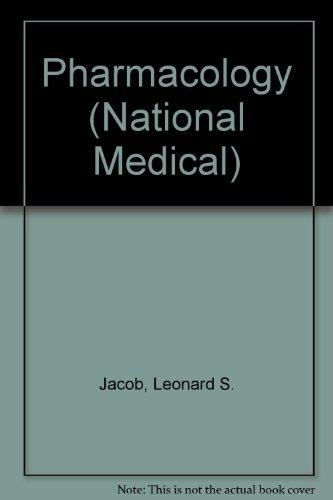 9780683182026: Pharmacology (National Medical)
