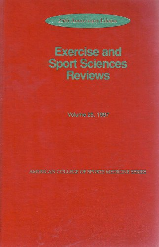 9780683183337: Exercise and Sport Sciences Reviews (Vol 25, 1997)