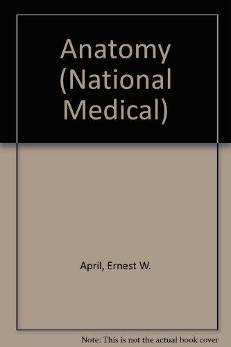 9780683230048: Anatomy (National Medical)