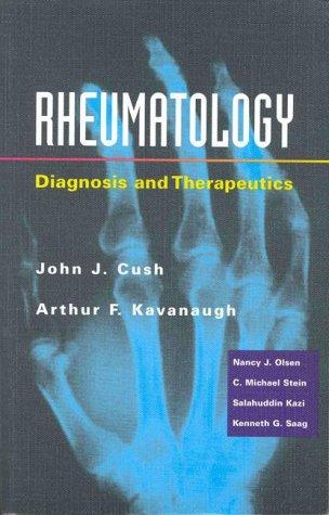 9780683300147: Rheumatology: Diagnosis and Therapeutics