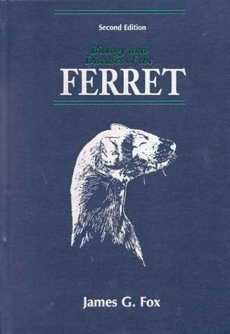 9780683300345: Biology & Diseases of the Ferret
